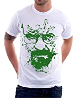 t-shirt tribute Heisenberg Breaking Bad séries tv by tshirteria