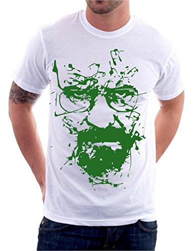 t-shirt tribute Heisenberg Breaking Bad Serie Tv Telefilm tutte le taglie uomo donna maglietta by tshirteria