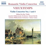 Vieuxtemps: Violin Concertos Nos. 1 And 4