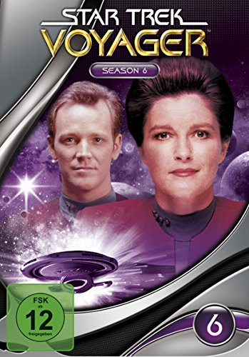Star Trek - Voyager: Season 6 [7 DVDs]