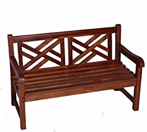 Kids Solid Teak Indoor And Outdoor Kings Cross Garden Bench No Chemicals Top Quality Many Years Of Great Quality Compliments Galore For Mommy Daddy Prince And Princess Solid Teak Top Quality Bench For Your Prince And Princess To Tie There Shoes On Ages 1-