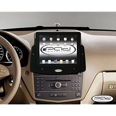 iPad 2 dash holder