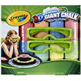Crayola 3D Giant Chalk Set