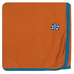 KicKee Pants Swaddling Blanket Phoenix with Oasis