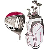 Cobra Bio Cell-S Women's Complete Set, Right Hand, Pink