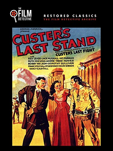 Custer's Last Stand on Amazon Prime Video UK