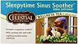 Celestial Seasonings Wellness Tea, Sleepytime Sinus Soother, 20-Count