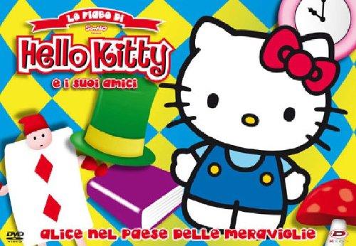 Hello Kitty - Le Fiabe Di Hello Kitty #05 - Alice Nel Paese Delle Meraviglie [Italian Edition]