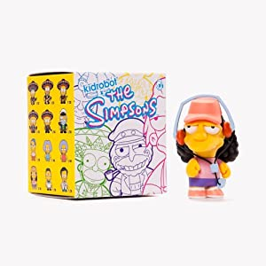 Kidrobot The Simpsons Series 2 Blind Box (1 Figure)