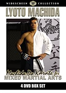 Machida-Do Karate for Mixed Martial Arts (Boxed Set)
