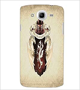 PRINTSWAG DRAGONS Designer Back Cover Case for SAMSUNG GALAXY MEGA 5.8