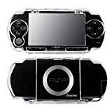 Insten® Clear Crystal Case Compatible With Sony PSP