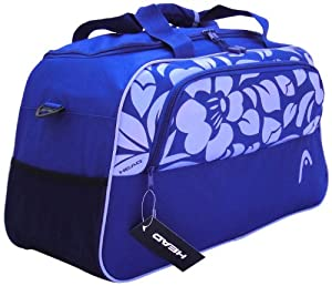 Head Orchid Holdall - Blue