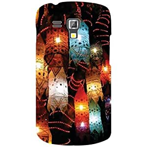 Samsung Galaxy S Duos 7582 Back cover - Angel Designer cases