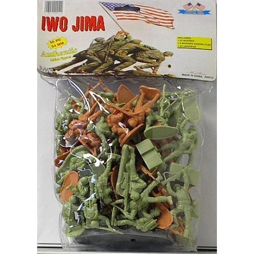 Iwo Jima 32 Piece set by BMC Toys