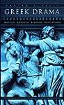 Greek Drama (Bantam Classics)