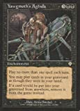 Yawgmoth's Agenda (Magic the Gathering : Invasion #135 Rare) by Magic: the Gathering