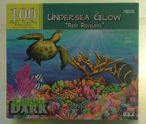 "Under the Sea 100 Piece Puzzle.""reef Revelers"""
