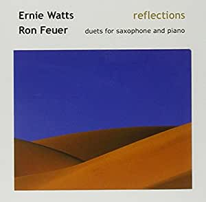Reflections: Duets For Saxophone and Piano