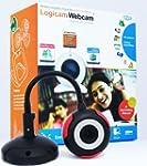 Logicam Webcam, Flexible Webcam, USB...