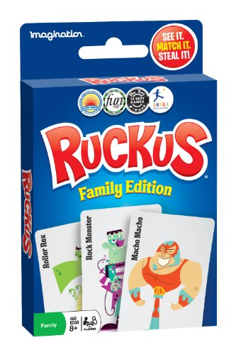Ruckus - Family Hang Tag