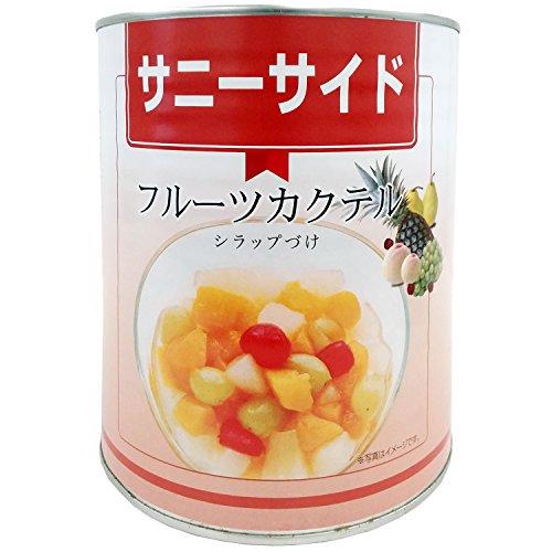 石光商事 フルーツカクテル 1号缶 3000g