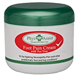 PhysAssist Foot Pain Cream ~ PhysAssist