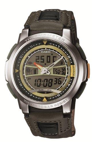 Casio Standard analog/Digital Combination Model AQF-100WBJ-3BJF Men's Watch Japan import