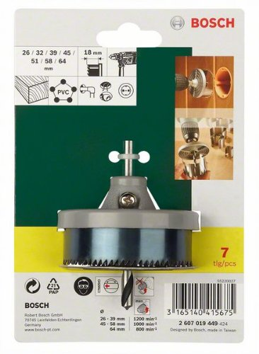 Bosch-2607019449-(7-piece)-hole-cutter-set