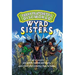 Terry Pratchett's Discworld: Wyrd Sisters