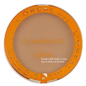 L'oreal Poudre Glam Bronze La Terra - 01 Portofino