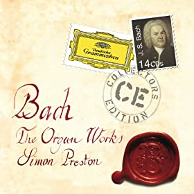 J.S. Bach: Prelude and Fugue in C minor, BWV 549 - Prelude