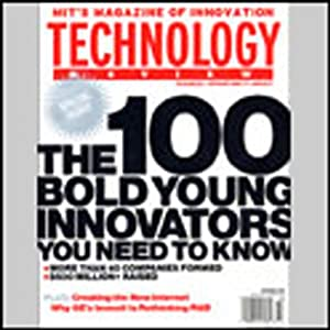 Audible Technology Review, May 2001 Periodical