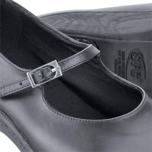Shoes for Crews Women's Mary Jane Leather Shoes 3603 cooler zalman cnps90f 775 1156 1155 1150 am2 am2 am3 am3 fm1 fm2 754 939 940 низкопрофильный
