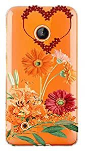 WOW Transparent Printed Back Cover Case For Nokia Lumia 530