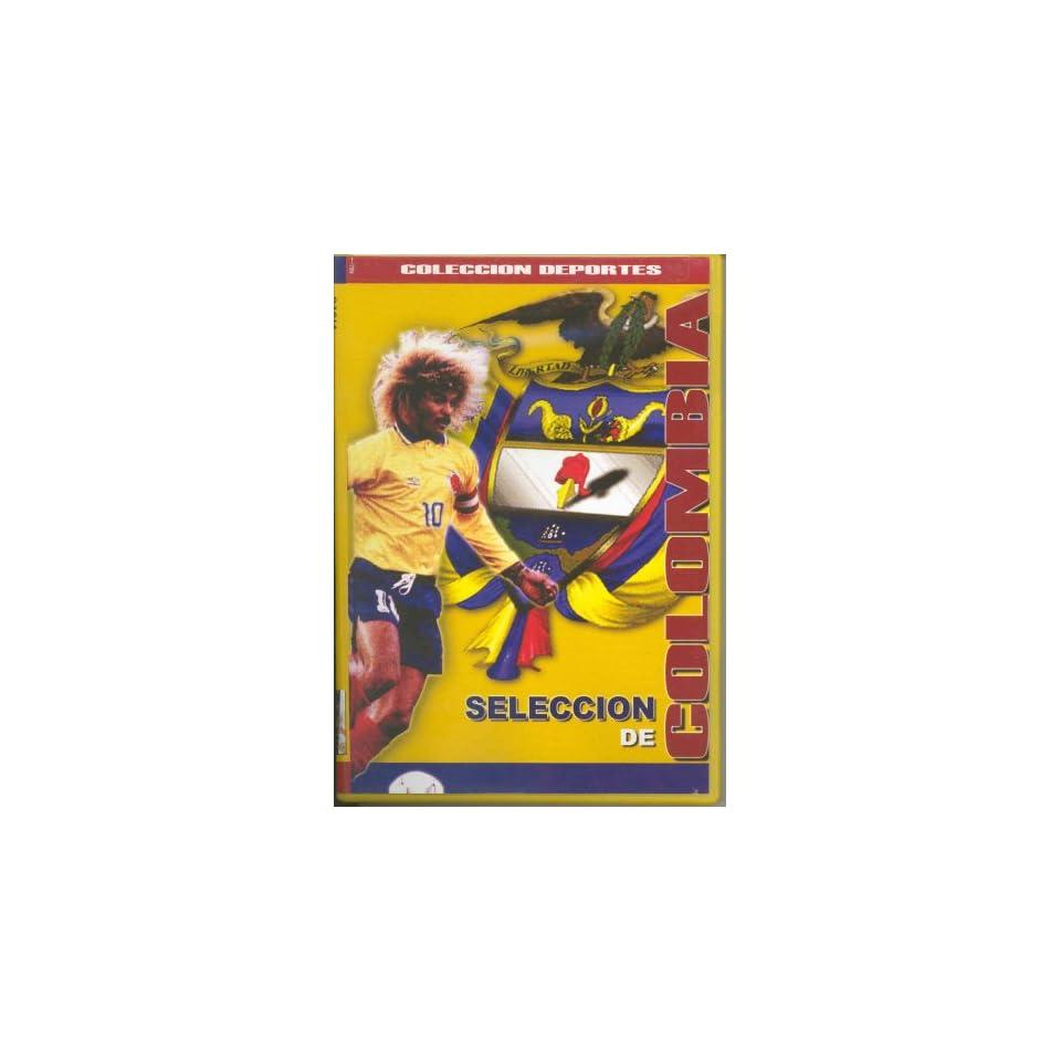 Selección De Colombia   Futbol En Español [Dvd] Latin American Import