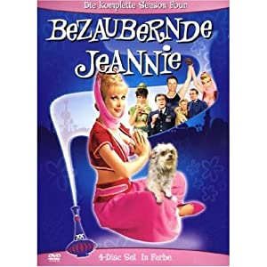 I Dream of Jeannie: The Complete Fourth Season - Series 4