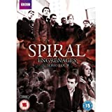 Spiral - Series 4 (Engrenages) [UK import, region 2 PAL format]