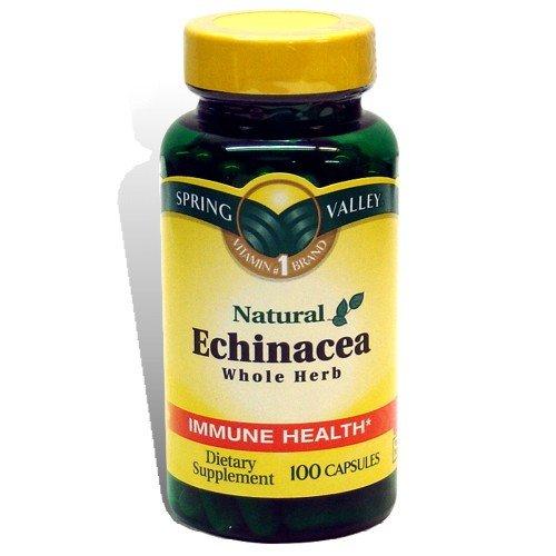 Echinacea vitamin