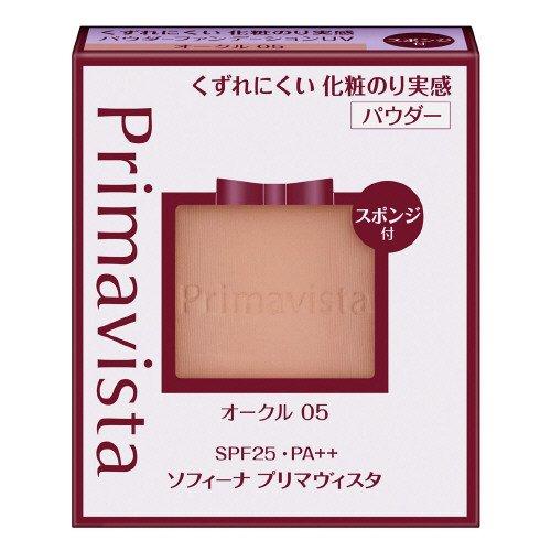 プリマヴィスタ くずれにくい化粧のり実感パウダーFD OC5