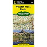 Wasatch Front North (National Geographic Trails Illustrated Map)