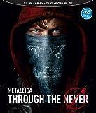 Metallica Through the Never 2D/3D Blu-ray + DVD (Import B) Blu Ray