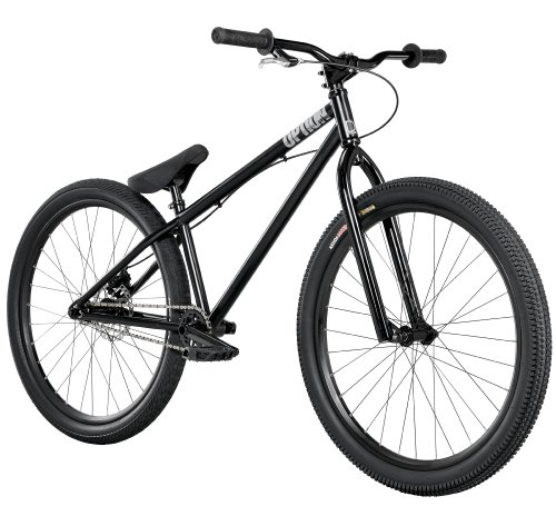 Diamondback Bicycles 2014 Option Hardtail Dirt Jumper Bike (26-Inch Wheel), One Size, Black
