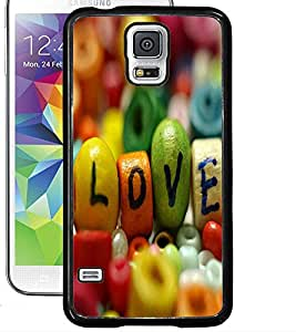ColourCraft Love Creative Image Design Back Case Cover for SAMSUNG GALAXY S5