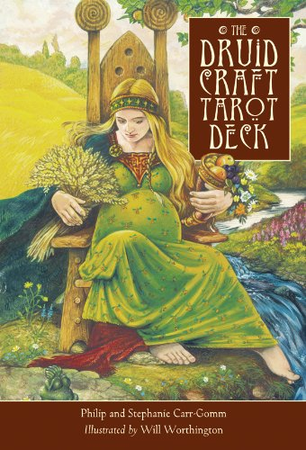 Druid Craft Tarot Deck: Celebrate the Earth - Phillip Carr-Gomm