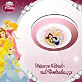 Magic Light Official Disney Round Ceiling Light, Princess