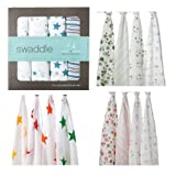 aden + anais Classic Muslin Swaddle Blanket 4 Pack