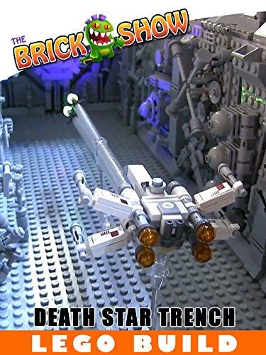 LEGO Star Wars Death Star Trench MOC