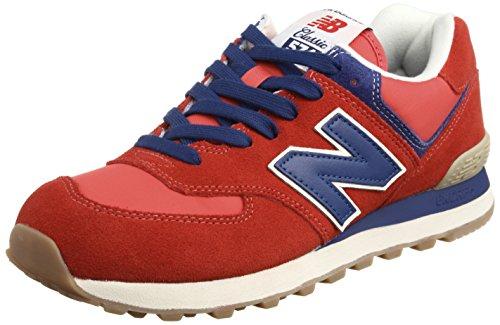 [ニューバランス] new balance NB ML574 NB ML574 VRB (RED/BLUE/25)