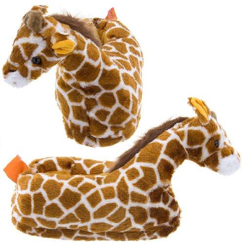 Image of Giraffe Slippers for Women and Men (B0077QTLZU)